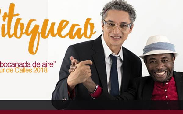 BITOQUEAO-UNA BOCANADA DE AIRE – TOUR DE CALLES 2018