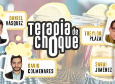 TERAPIA DE CHOQUE