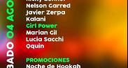 SÁBADOS DE DJS