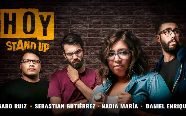 HOY STAND UP
