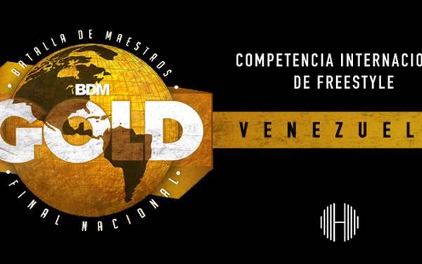 BATALLA DE MAESTROS- BDM GOLD VENEZUELA 2018