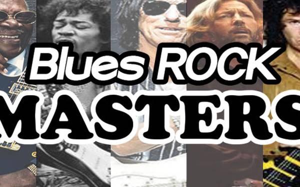 BLUES ROCK MASTERS
