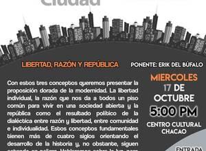 FILOSOFÍA DE LA CIUDAD - CC CHACAO