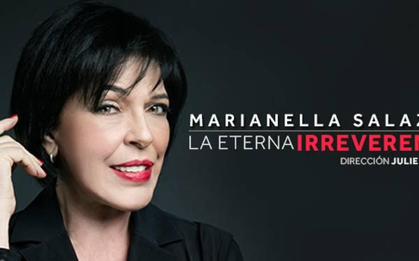 MARIANELLA SALAZAR- LA ETERNA IRREVERENTE