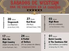 SÁBADOS DE WESTERN