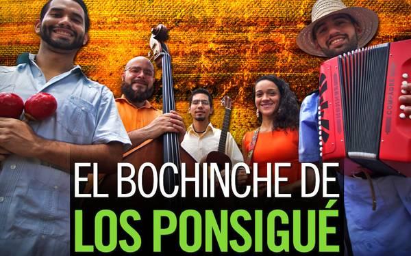 EL BOCHINCHE DE LOS PONSIGUÉ