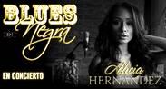 ALICIA HERNÁNDEZ- BLUES EN NEGRA