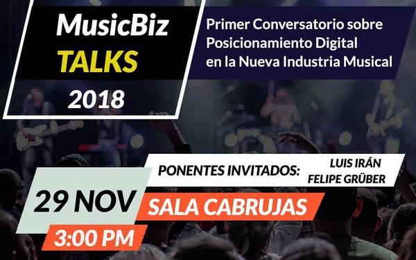 MUSIC BIZ TALKS 2018