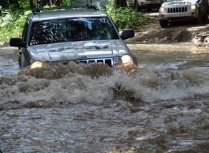 Travesia Jeep Campamento y Aventura