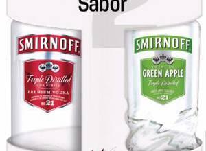 Smirnoff vuelve con la mejor promocion de la temporada
