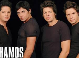 """""""Los Chamos"""" retan a """"El Reencuentro"""" a show compartido"""