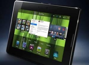 La PlayBook de Blackberry llegará en junio