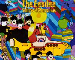 Pronto, Yellow Submarine en versión restaurada