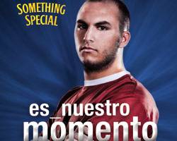 SomethingSpecialdemuestra que es_nuestro momento 