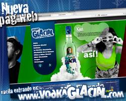 Sigue y vacila la movida en Vodkaglacial.com