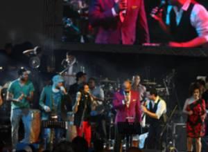 Caracas vibró al SON de Los Mismos en el Emil Friedman