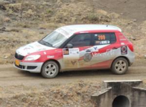 Alexander Gélvez del Rally Team Venezuela logra destacada actuación en campeonato colombiano