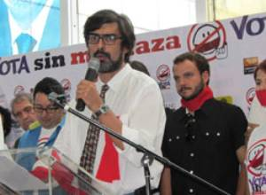 Vota Sin Mordaza invita a creadores a expresarse con su arte en pro del voto