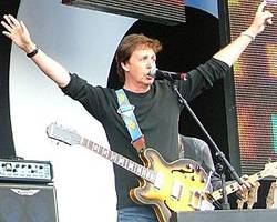 Olímpico Paul McCartney