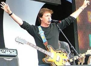 Olímpico Paul McCartney