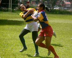 Las Flores son de UCV Rugby Club
