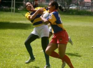 Las Flores son de UCV Rugby Club