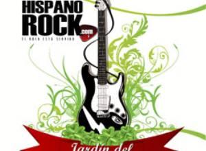 Jardín del rock... Donde florecen las bandas de rock hispano.
