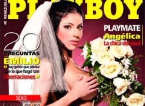 Brenda Marilin en Playboy Venezuela… ¡Como para casarte!