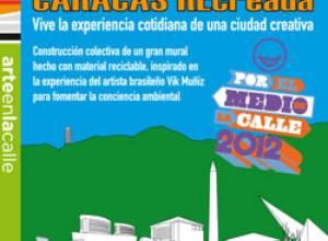"""Obra colectiva """"Caracas REcreada"""" se construye de la mano de la comunidad de Chacao"""