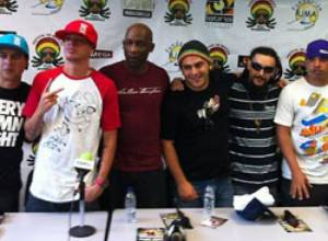 Full Reverberancia Caracas Reggae por la paz