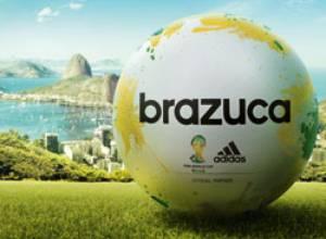 Los fanáticos brasileños hacen historia en la Copa Mundial FIFATM