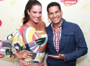 Margarita rumbeo al mejor estilo HTV