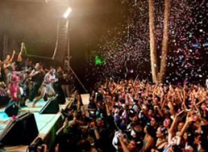 La música electrónica será protagonista en el Paradise World Music Festival