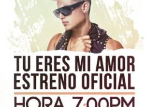 """Este lunes 25 de marzo será el lanzamiento oficial del tema """"Tú eres mi amor"""" de Arán de las Casas"""
