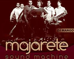 Majarete SoundMachine presenta Electro-amor
