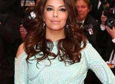 Eva Longoria ense sus partes ntimas en Cannes (Fotos)