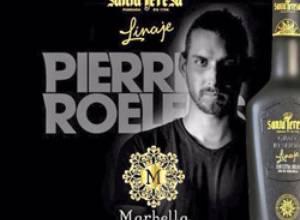 Pierre Roelens en Marbella Discotheque
