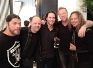 """Edgar Ramírez comparte con """"Metallica"""" en Festival de Cine de Toronto"""