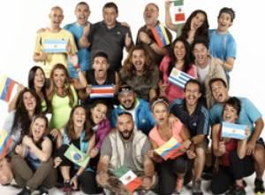 En septiembre, The Amazing Race emprende  una nueva carrera a través de Latinoamérica