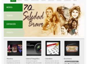 El Centro Cultural B.O.D.-Corp Banca estrena página web