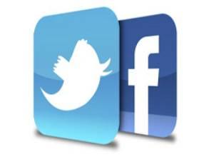 Twitter & Facebook en 4 diferencias