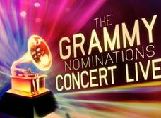 TNT anticipa los Grammy® Awards con el evento musical Grammy® Nominations Concert 2013, Live on TNT!