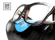 Vinylize, lentes únicos hechos con vinilos reciclados