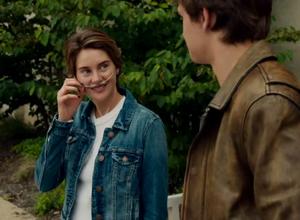 """Tráiler de """"Bajo la misma estrella"""" con Shailene Woodley y Ansel Elgort"""