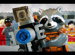 "Vacílate el tráiler de ""Guardians of the Galaxy"" recreado con LEGOS"