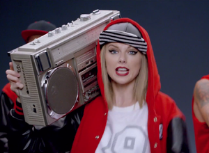 """Shake it off"", el nuevo video de Taylor Swift"