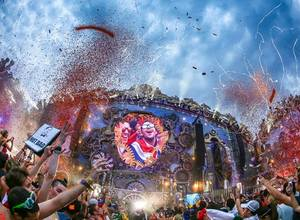 [GALERIA] Fotos brutales del Tomorrowland 2014