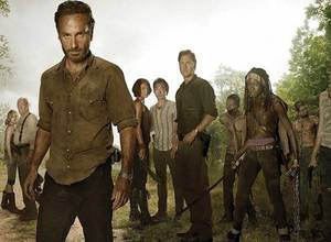 """[FOTOS] Así son las portadas de """"The Walking Dead"""" para la revista EW"""