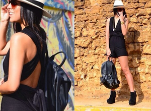 [MODA] Emily Bardají se impone con sus backpacks