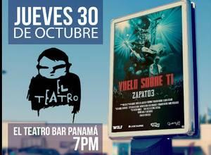 La película del regreso de Zapato 3 del director Luis Soles se presentará en Panamá
